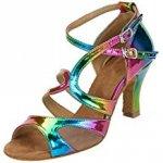 danza y brilla zapatos de mujer