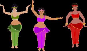 Como hacer Un Traje de Danza del Vientre en 10 minutos