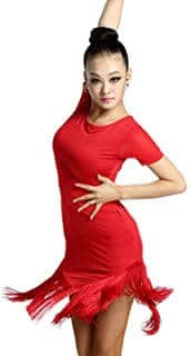 ropa de baile mujer